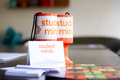 Find support at Student Minds
